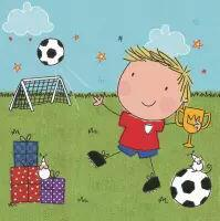 5643 - Little Football Player