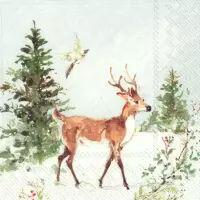 5618 - Woodland deer and moose