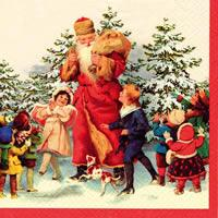 3427 - Santa Claus and kids